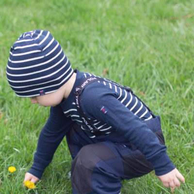 The best way to easily waterproof your child's wool