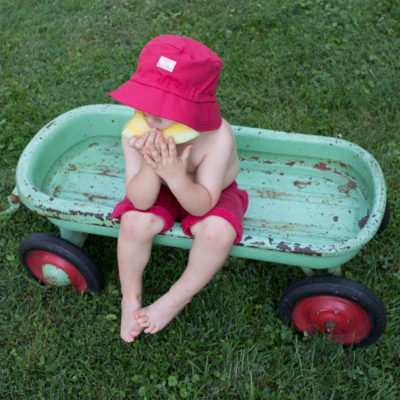 The best sun hat for kids