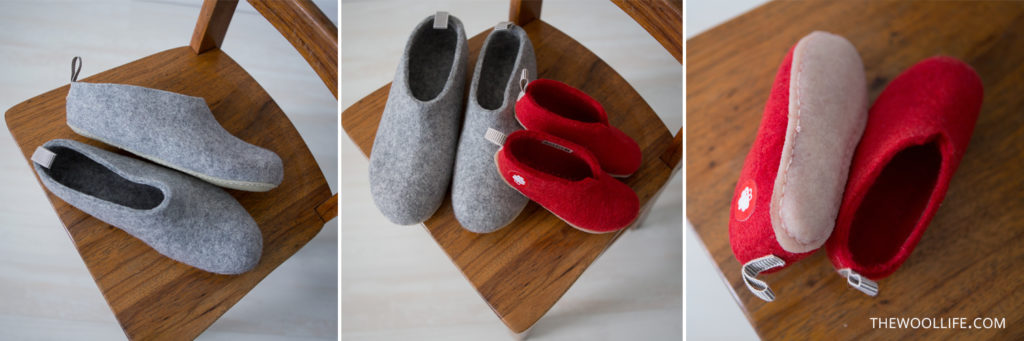 db6184043bb Baabuk Felted Wool Slipper Review - The Wool Life